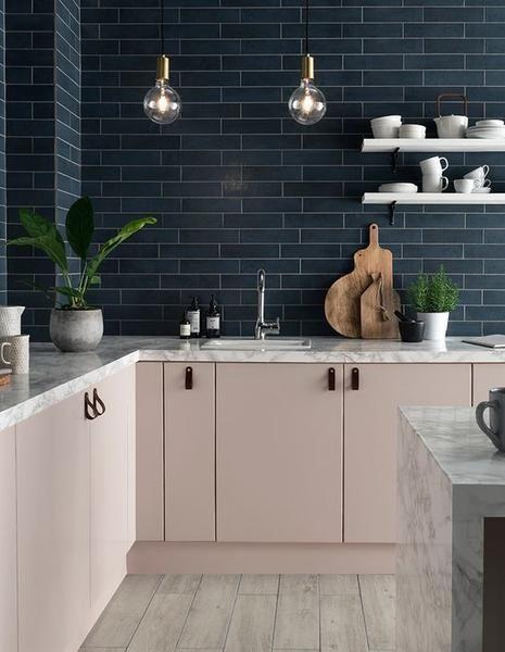 gach op bep dep hien dai 9 - Các mẫu gạch ốp bếp đẹp cho tường BẾP với từng phong cách