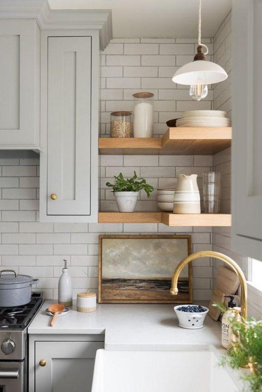 gach op bep dep tan co dien 6 534x800 - Các mẫu gạch ốp bếp đẹp cho tường BẾP với từng phong cách