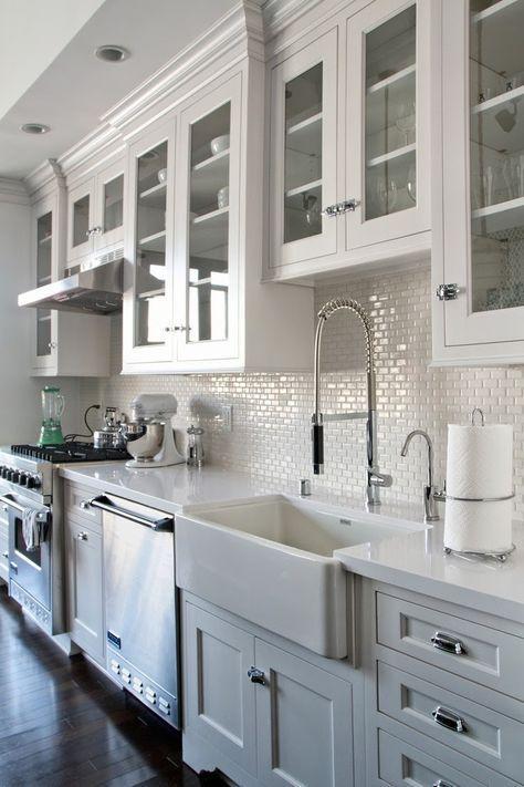 gach op bep dep tan co dien 7 - Các mẫu gạch ốp bếp đẹp cho tường BẾP với từng phong cách