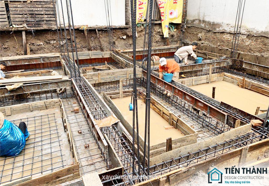 ket cau mong bang nha 3 tang 3 - Kết cấu móng băng nhà 3 tầng vững chắc khi sử dụng lâu dài