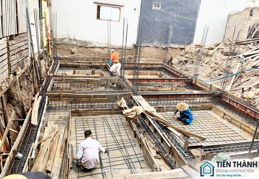 ket cau mong bang nha 3 tang 4 - Kết cấu móng băng nhà 3 tầng vững chắc khi sử dụng lâu dài