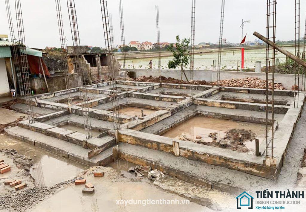 ket cau mong bang nha 3 tang 6 - Kết cấu móng băng nhà 3 tầng vững chắc khi sử dụng lâu dài