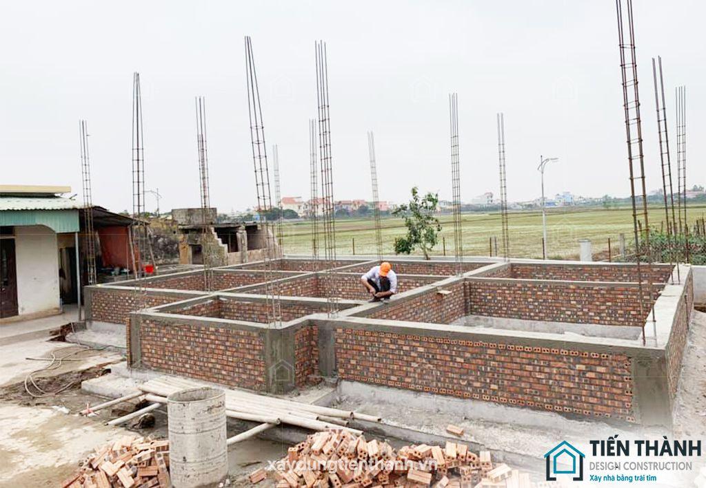 ket cau mong bang nha 3 tang 7 - Kết cấu móng băng nhà 3 tầng vững chắc khi sử dụng lâu dài