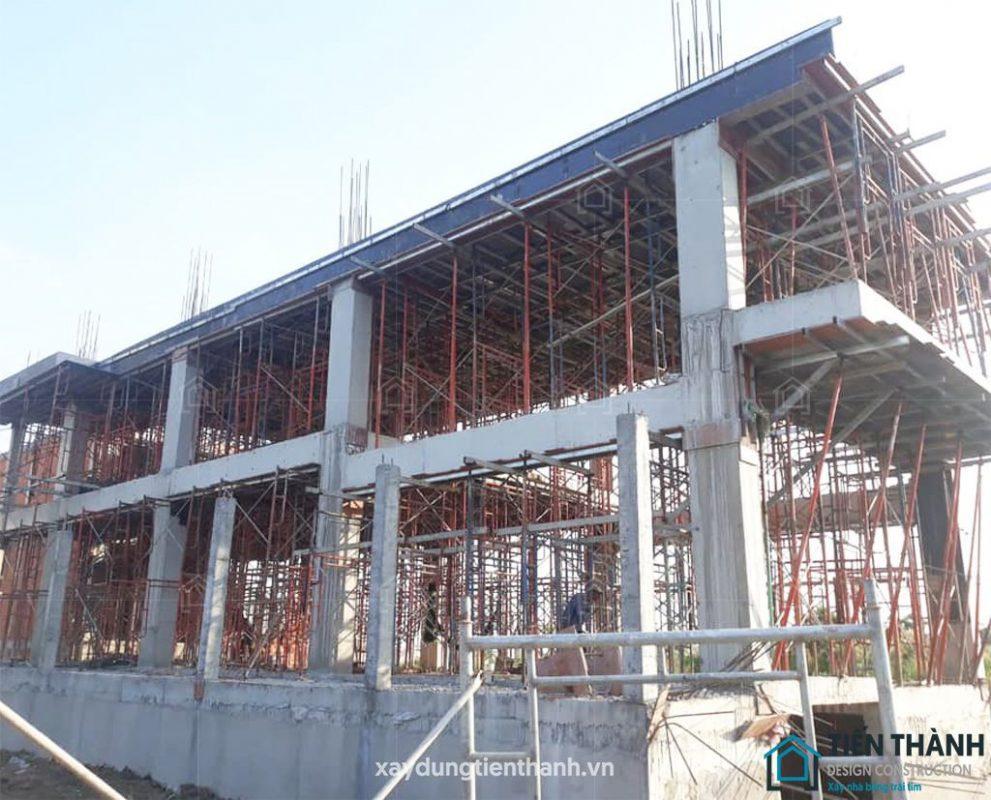 ket cau mong bang nha 3 tang 8 991x800 - Kết cấu móng băng nhà 3 tầng vững chắc khi sử dụng lâu dài