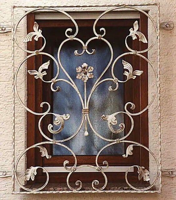 mau song sat cua so co dien tan co dien 2 - Mẫu song sắt cửa sổ đơn giản đẹp nhất được [quan tâm] hiện nay