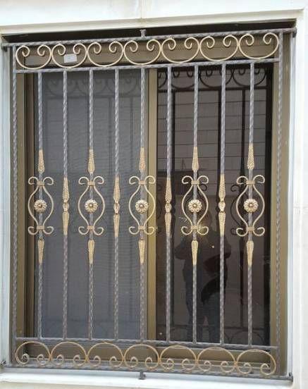 mau song sat cua so co dien tan co dien 4 - Mẫu song sắt cửa sổ đơn giản đẹp nhất được [quan tâm] hiện nay