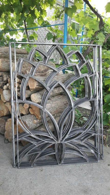 mau song sat cua so hoa sat don gian 2 450x800 - Mẫu song sắt cửa sổ đơn giản đẹp nhất được [quan tâm] hiện nay
