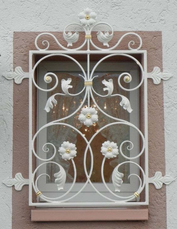 mau song sat cua so hoa sat don gian 6 - Mẫu song sắt cửa sổ đơn giản đẹp nhất được [quan tâm] hiện nay