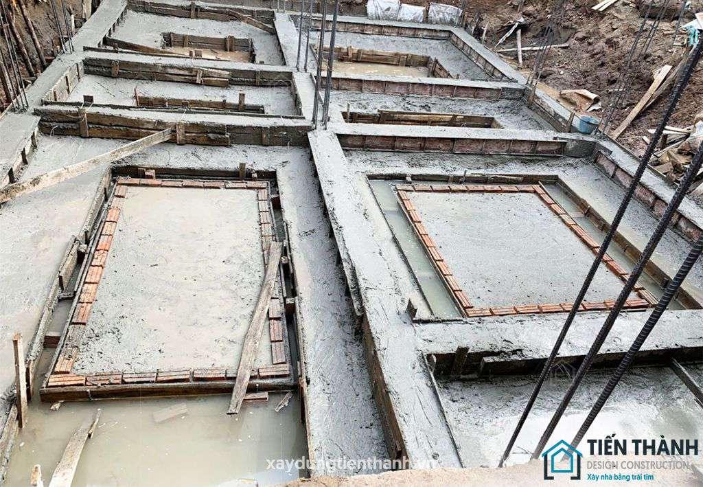 quy trinh lam mong nha xay hoan thien 2 - Quy trình làm móng nhà tới xây nhà hoàn thiện cho [nhà phố]