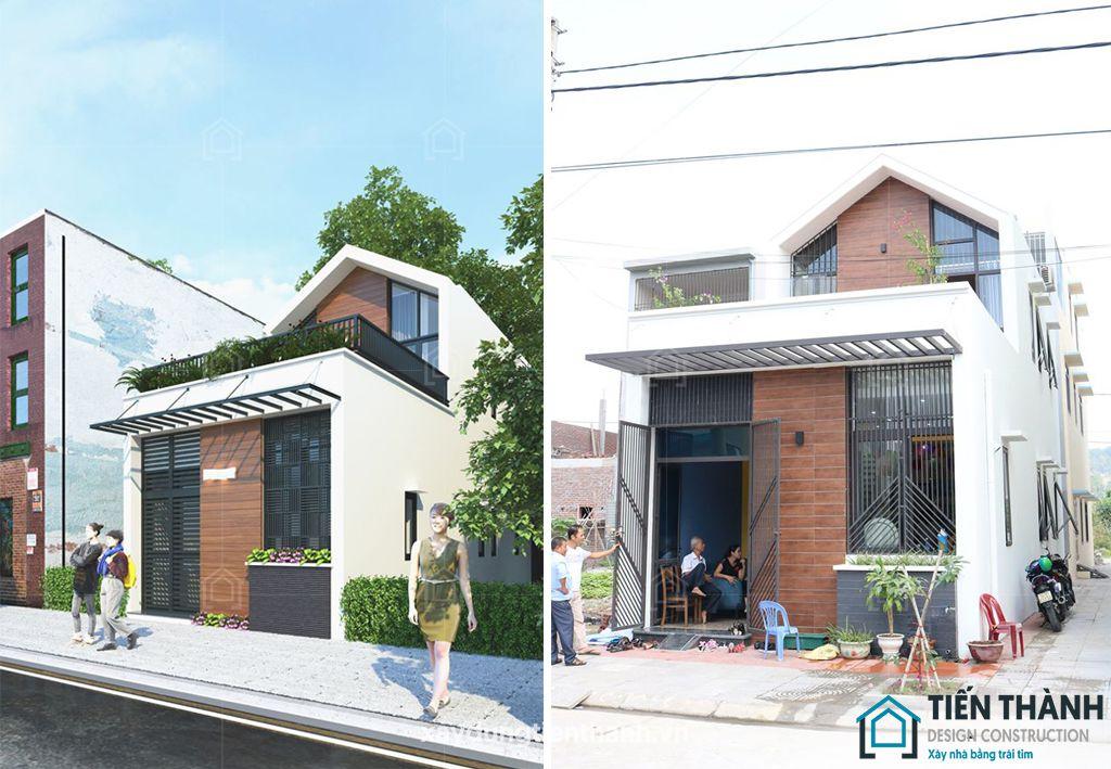 quy trinh lam mong nha xay hoan thien 4 - Quy trình làm móng nhà tới xây nhà hoàn thiện cho [nhà phố]