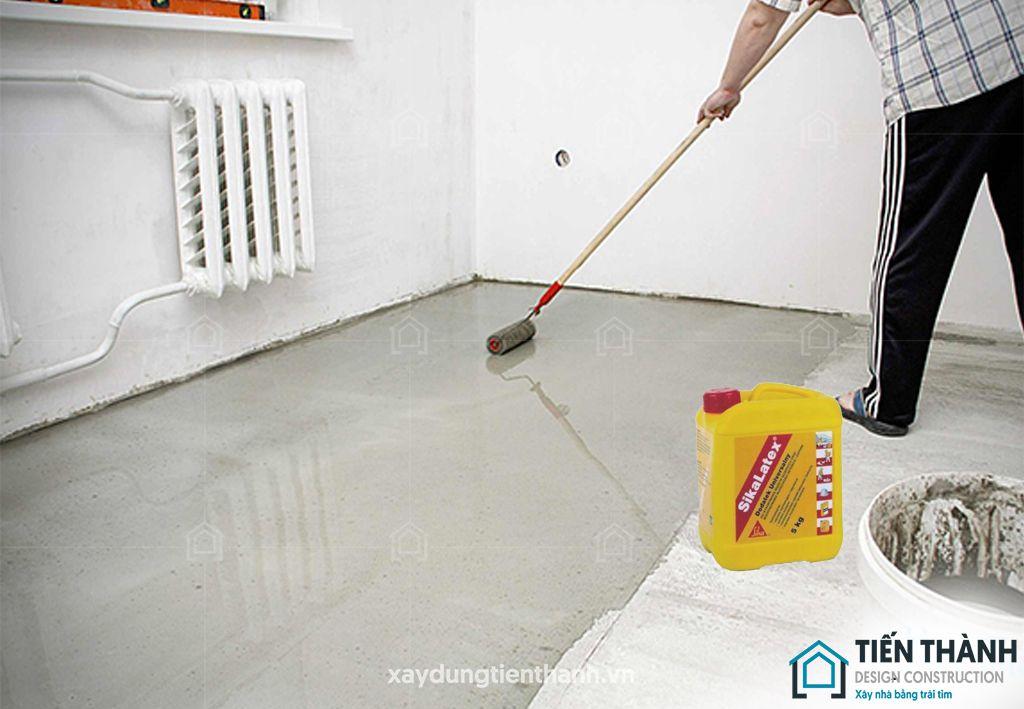 sika chong tham san mai 1 - Phương pháp Sika chống thấm sàn mái đạt hiệu quả hiện nay