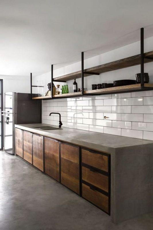 thiet ke nha bep nong thon 2 533x800 - #Tuyển tập mẫu thiết kế nhà ở nông thôn [đẹp nhất] 2020