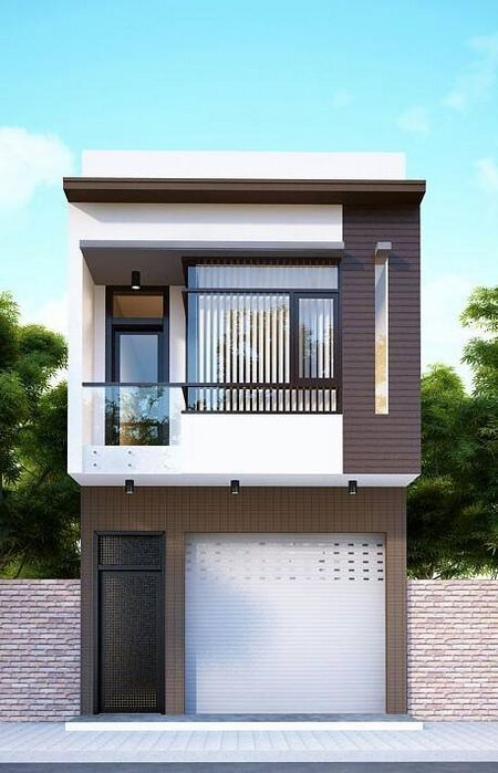 xay nha 1 tret 1 lau gia re 2 - Mẫu nhà xây nhà 1 trệt 1 lầu giá rẻ HOT nhất hiện nay 2021