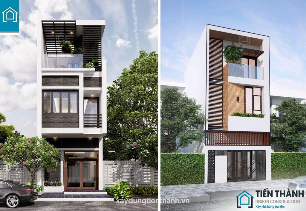 chi phi xay nha 3 tang 60m2 3 - Chi phí xây nhà 3 tầng 60m2 hết bao nhiêu hiện nay 2020?