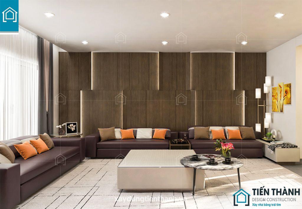 phong khach chung cu dep hien dai 14 - #39 Mẫu phòng khách chung cư ĐẸP phù hợp với thực tế.