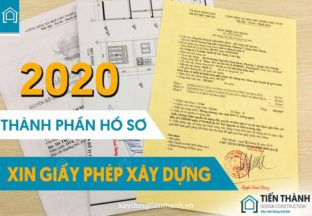 thu tuc xin giay phep xay dung 2020 2 - Tìm hiểu thủ tục xin giấy phép xây dựng 2020 là như nào?