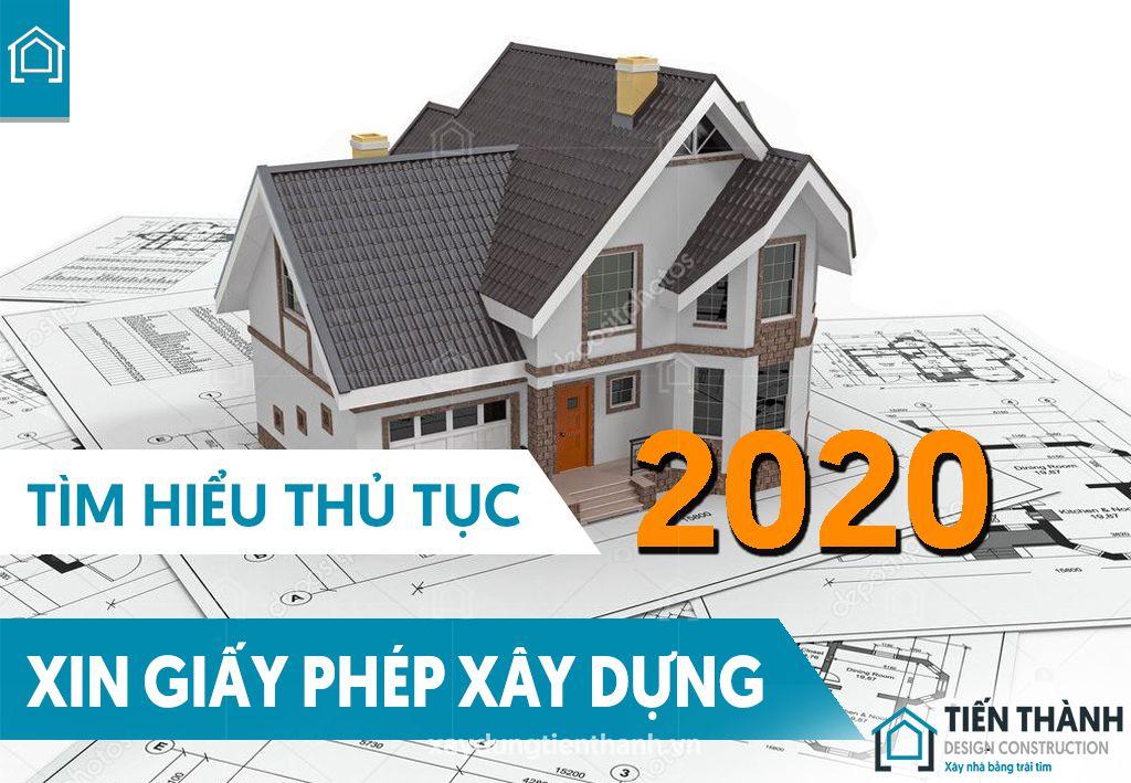 thu tuc xin giay phep xay dung 2020 - Tìm hiểu thủ tục xin giấy phép xây dựng 2020 là như nào?
