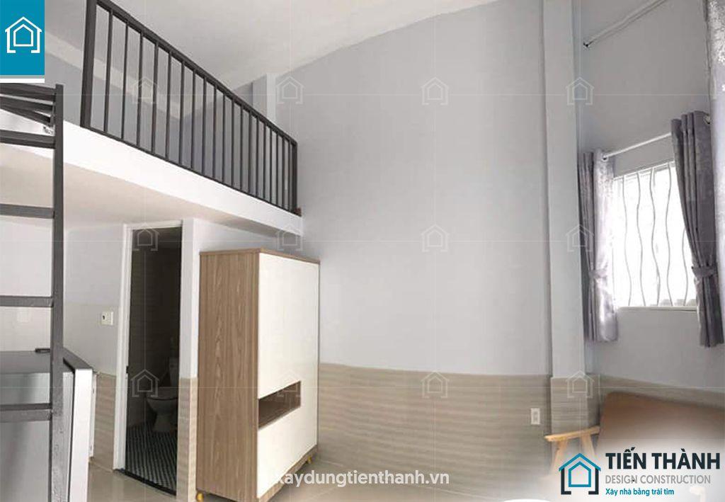chi phi xay phong tro 12m2 5 - Chi phí xây dựng phòng trọ 12m2, bố trí và thiết kế ĐẸP