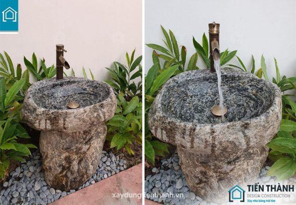 lavabo da tu nhien 578x400 - Tại sao nên sử dụng lavabo đá tự nhiên cho ngôi nhà bạn