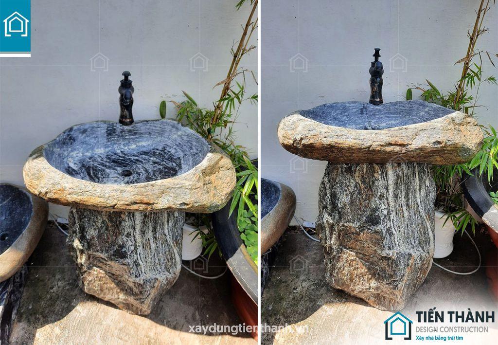 lavabo da tu nhien 9 - Tại sao nên sử dụng lavabo đá tự nhiên cho ngôi nhà bạn