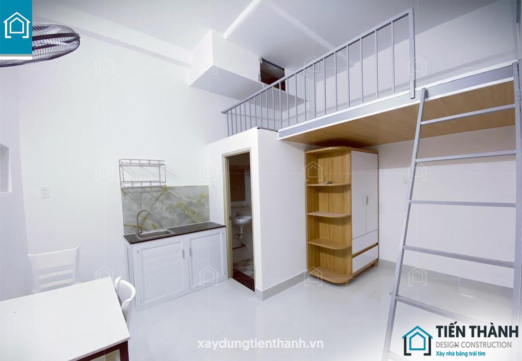 4 - Dự toán xây dựng nhà trọ trọn gói #mẫu thiết kế chuẩn đẹp