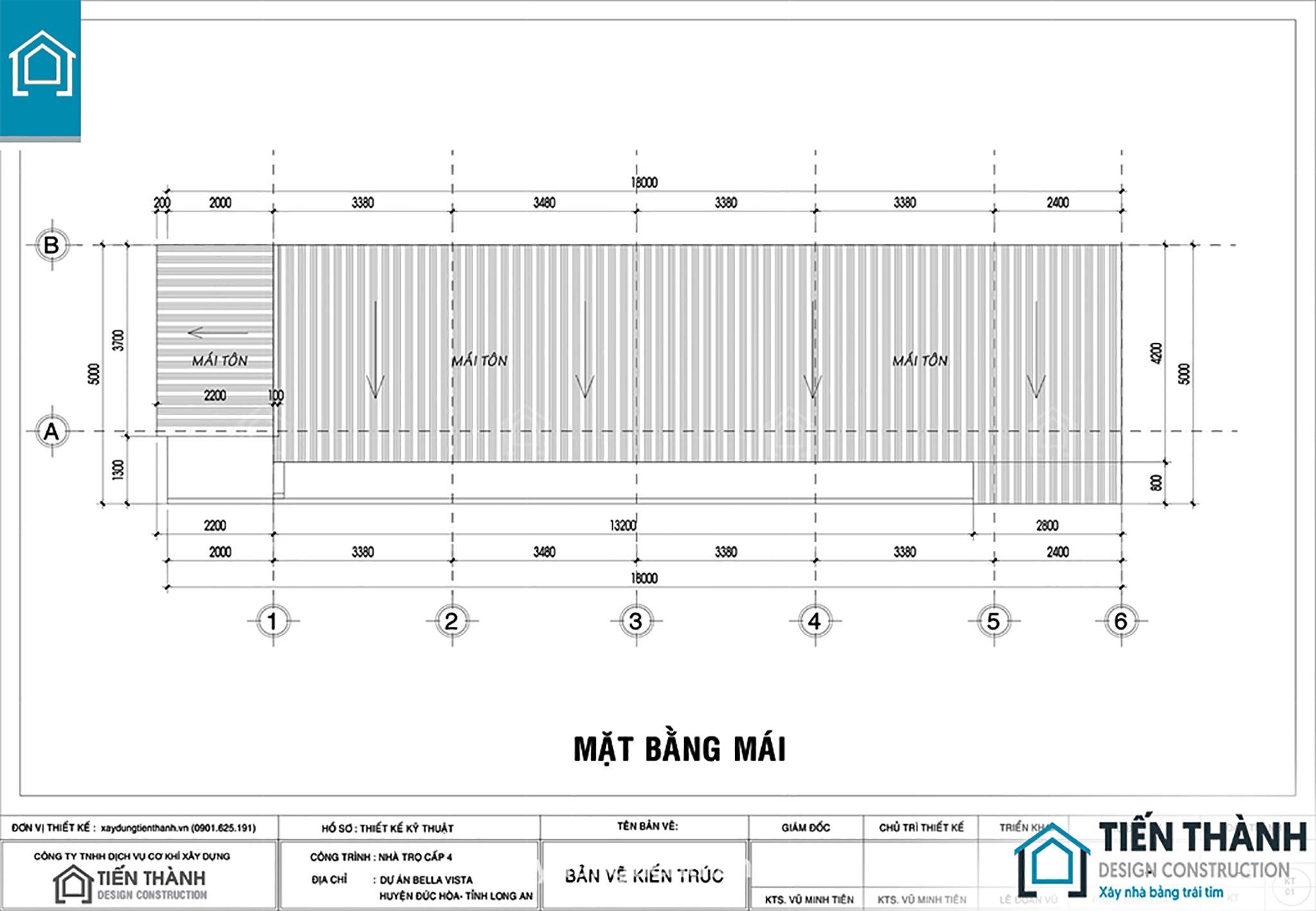 du toan xay dung nha tro cap 4 3 - Dự toán xây dựng nhà trọ trọn gói #mẫu thiết kế chuẩn đẹp