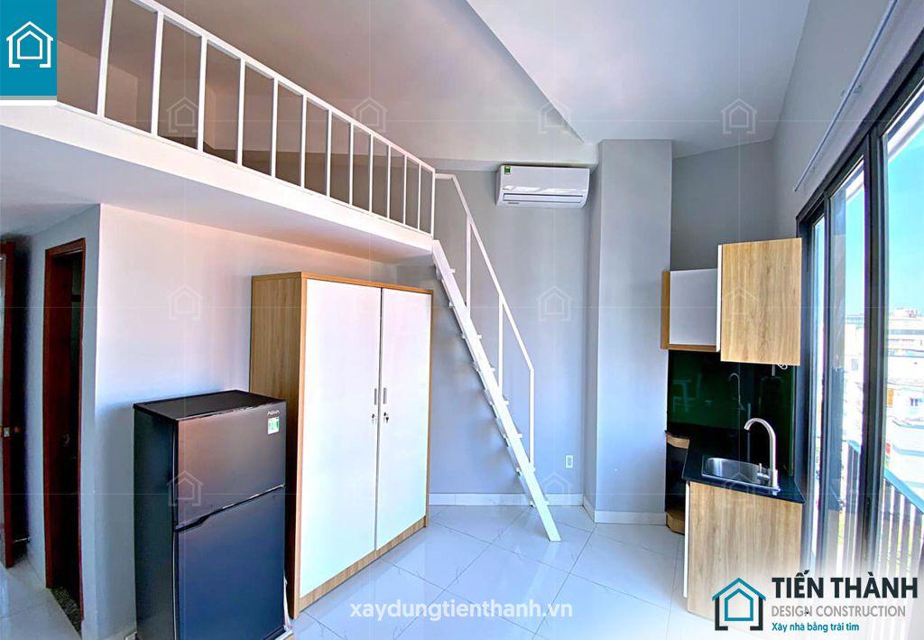 gia xay phong tro cho thue 1 - Giá xây phòng trọ cho thuê tiết kiệm nhất với thiết kế đẹp