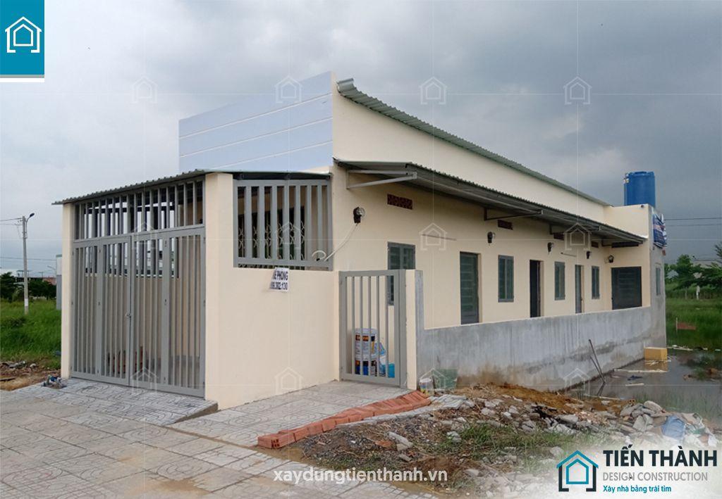 xay phong tro cho cong nhan thue 1 - Kinh nghiệm xây phòng trọ cho công nhân thuê  hiệu quả cao