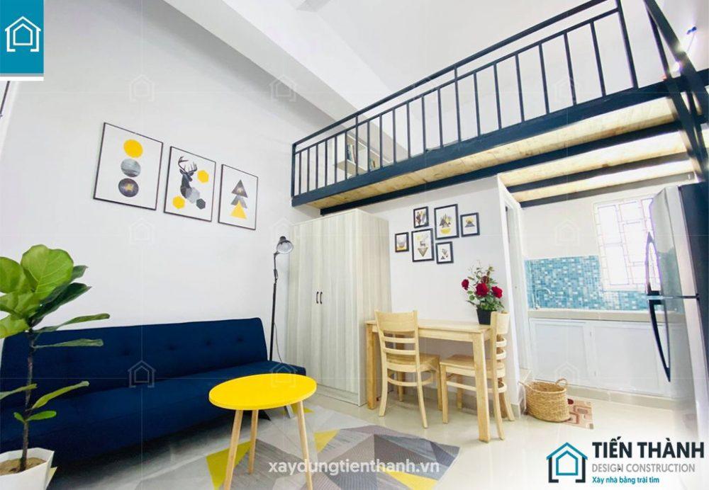 chi phi xay nha tro 2 tang 100m2 5 1000x692 - Chi phí xây nhà trọ 2 tầng 100m2 #Với mẫu thiết kế đẹp