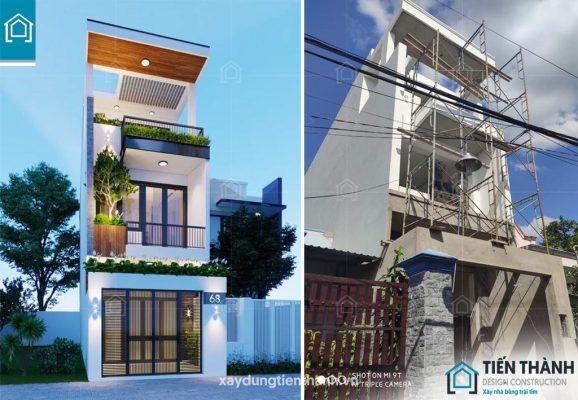 gia xay nha tai vung tau 1 578x400 - Giá xây nhà tại Vũng Tàu mới nhất với thiết kế nhà đẹp