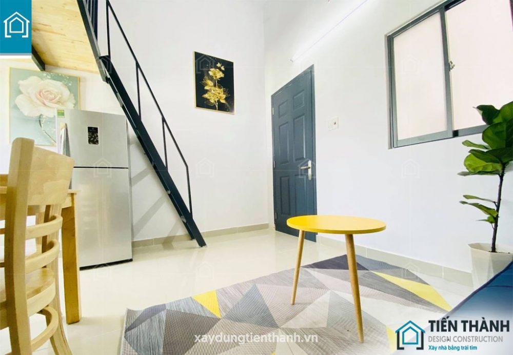 mau thiet ke nha tro 2 tang 5 1000x692 - Tham khảo mẫu thiết kế nhà trọ 2 tầng đẹp nhất năm 2021