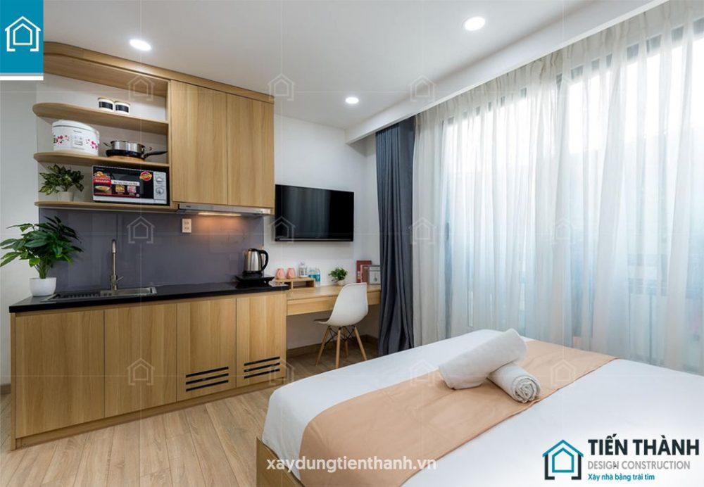 thiet ke nha cho thue tro khong gac 3 1000x692 - Tham khảo chi tiết thiết kế nhà cho thuê trọ mới nhất 2021