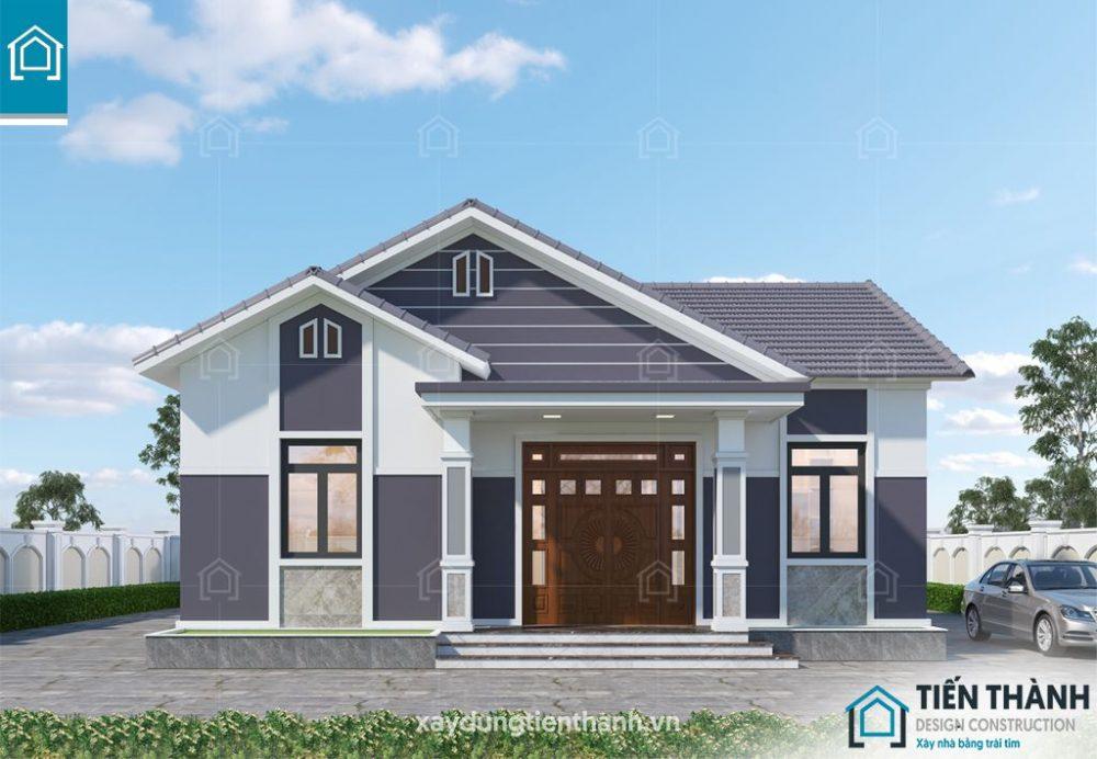 gia ban ve thiet ke nha o cap 4 mai thai 2 1000x692 - Đơn giá bản vẽ thiết kế nhà ở tham khảo [năm 2021]