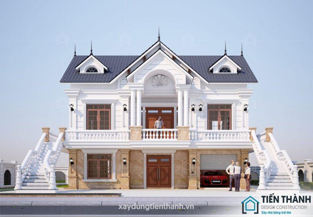 gia xay nha tai vung tau 7 1000x692 - Giá xây nhà tại Vũng Tàu mới nhất với thiết kế nhà đẹp