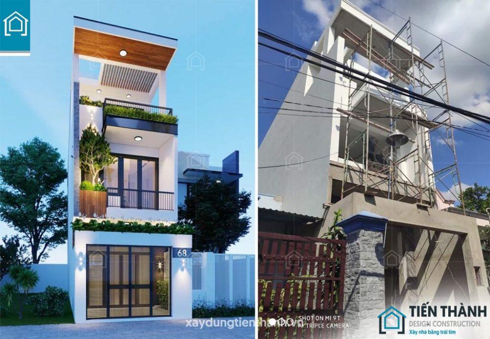xay nha tron goi tai ba ria vung tau 7 1000x692 - Dịch vụ xây nhà trọn gói tại Bà Rịa Vũng Tàu mới nhất